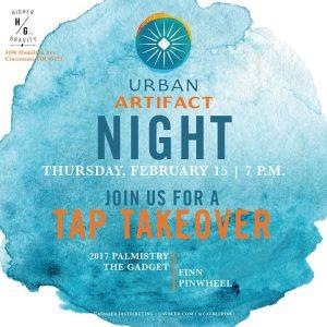 Urban Artifact - Meet the Brewery Pint Night @ Higher Gravity | Cincinnati | OH | United States