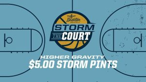 Storm the Court Tap Takeover @ Higher Gravity | Cincinnati | OH | United States